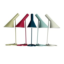 AJ Table Lamps by Louis Poulsen