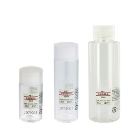 Travel-friendly 100ml Containers
