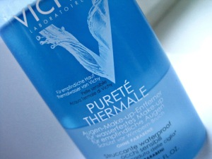 vichy makeup remover top